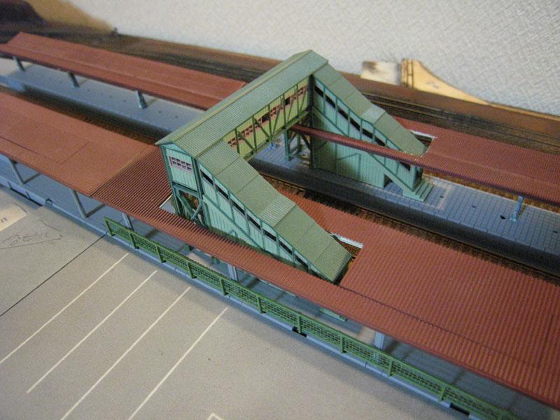 水上駅跨線橋