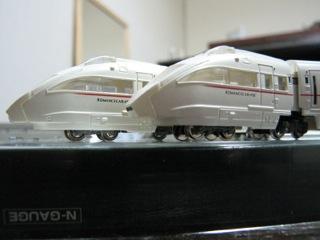 Bトレ VSEの先頭台車の詳細 2