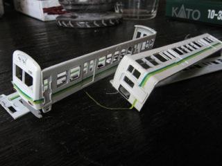 グリーンマックス京阪600