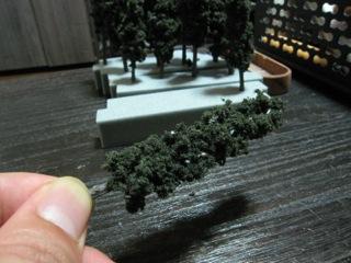 KATO 樹木キット針葉樹(小)を作ってみた その7