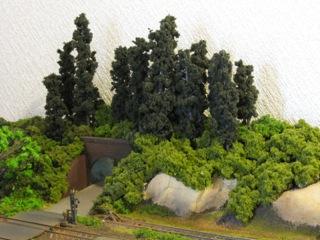 KATO 樹木キット針葉樹(小)を作ってみた その8