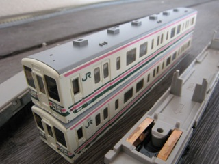 GM 107系 100番台 前期形
