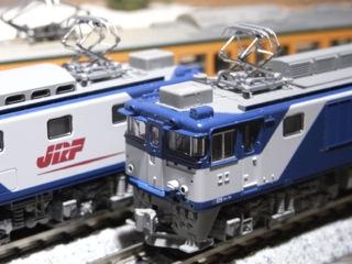 KATO EF64 1000番台 JR貨物新更新色