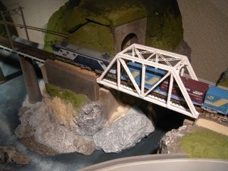 鉄橋セクション トラス橋2