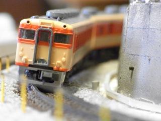 関越セクション 線路とそのまわり