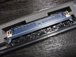 [KATO] EF65 500 (P形) をバラしてみた
