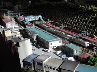 KATO エクスプレス185 水上駅