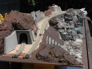 諏訪峡セクション その8の2
