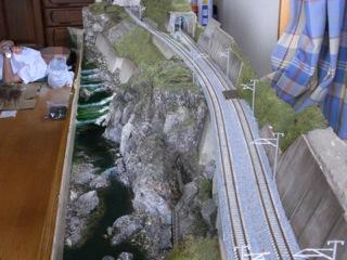 諏訪峡セクション その10の2