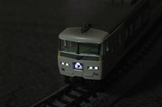 KATO 185系のライトをLED化