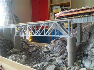第八利根川橋梁セクション その4の1