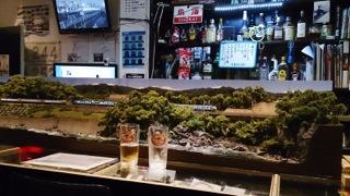 レールスナック蕨鉄道さんに諏訪峡セクを貸出中です