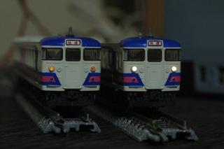 モントレー165系ライト加工