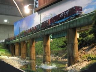 第六利根川橋梁と第七利根川/第一吉本橋梁セクション その13