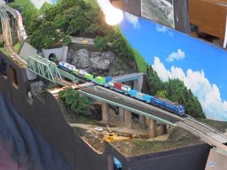 第六利根川橋梁と第七利根川/第一吉本橋梁セクション その18